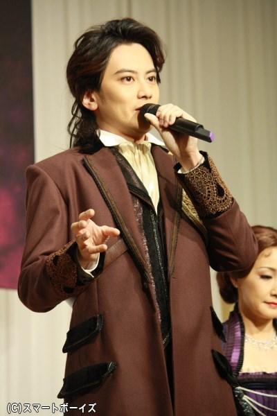 加藤さんとのWキャスト、その役作りの違いも楽しみな小西遼生さん