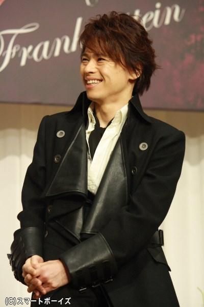 ミュージカル界が誇る歌声を持つ、ビクター&ジャック役の中川晃教さん