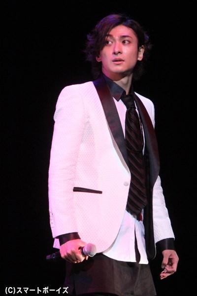 前作に続き2度目のロミオ役となる古川雄大さん