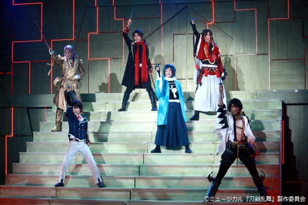 新たな編成の刀剣男士たちは、幕末の歴史の流れを守る戦いへ!