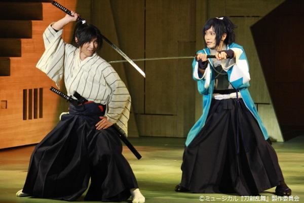 歴史を乱す敵から新撰組を守る任務で、大和守安定は沖田総司と出会い…