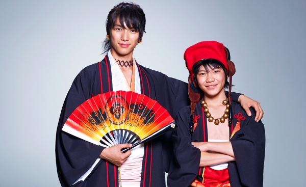 福士蒼汰さん主演で、人気作『曇天に笑う』が2017年実写映画化!