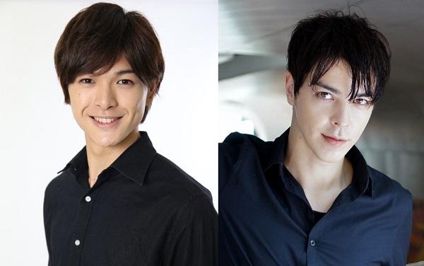 遊馬晃祐さん(左)と、汐崎アイルさん