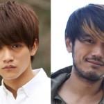 (左)藤田富さん、(右)谷口賢志さん