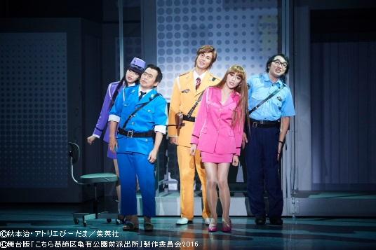小林由佳さん、ラサール石井さん、ユージさん、原幹恵さん、池田鉄洋さん