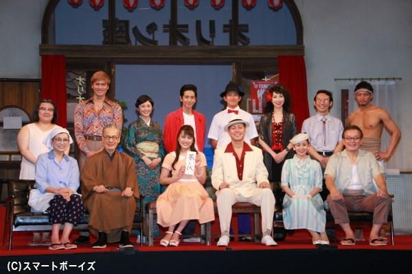 大盛況の大阪公演、名古屋公演、札幌公演を経て、いよいよ東京公演が開幕!
