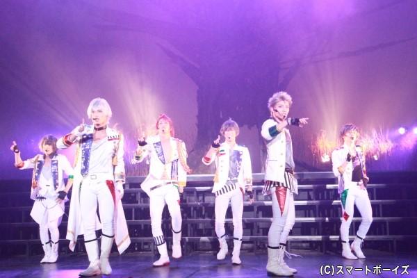 関西出身のアイドルユニット「Procellarum(プロセラルム)」