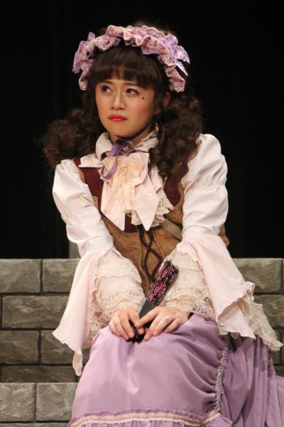 シーリア役の西井幸人さん