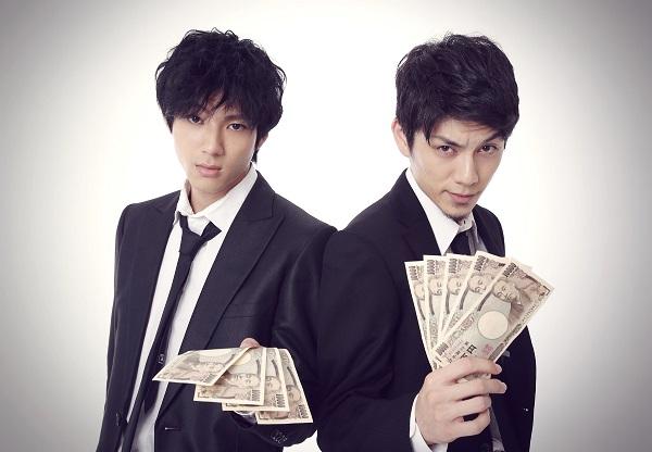 (左より)パート4主演の山田裕貴さん、パート5主演の青木玄徳さん