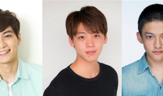 (左から)初回は矢野聖人さん、竹内涼真さん、福山康平さんがしまなみ街道へ!