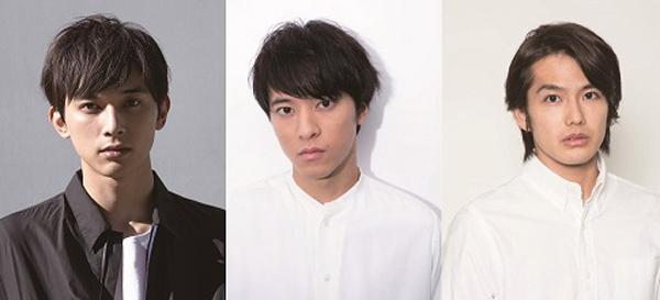 (左から)10/16放送分に登場の吉沢亮さん、松島庄汰さん、吉村卓也さん
