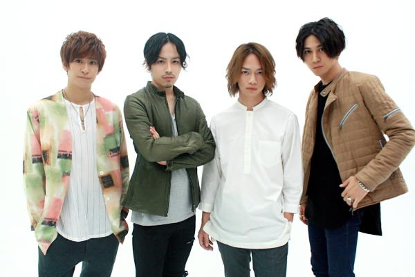 (左から)赤澤燈さん、鈴木勝吾さん、池田純矢さん、井澤勇貴さん