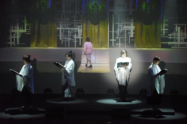 シリーズ第1弾「マルガリータ~戦国の天使たち~」の天正遣欧少年使節団を演じた4人による朗読劇