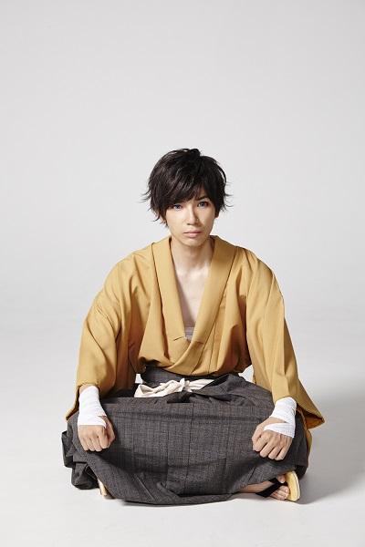 糸川耀士郎さんが演じる、真田幸村の衣装ビジュアル