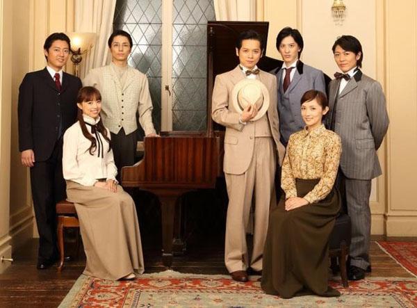 和田琢磨が滝廉太郎に、音楽劇『瀧廉太郎の友人、と知人とその他の諸々 ...