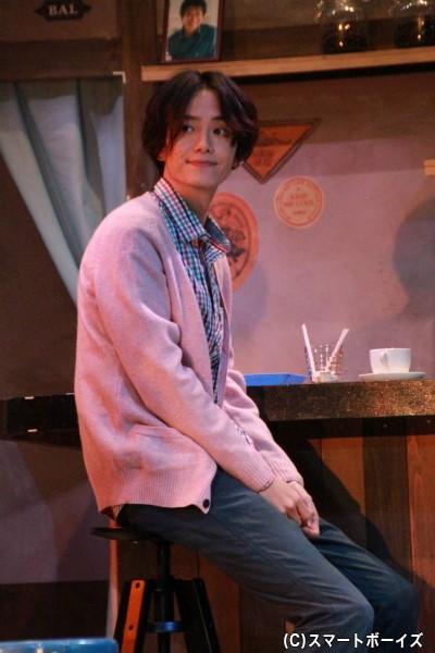 小西小太郎役の小野健斗さん