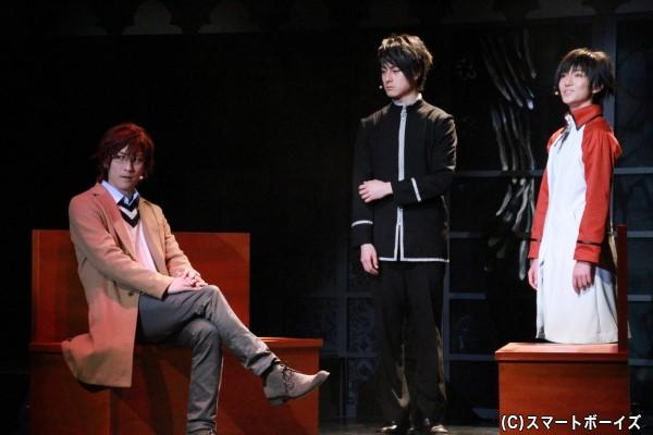 今作から参加となる松村さんは初のミュージカル出演。同じく初参加となる山本さんとの共演にも注目