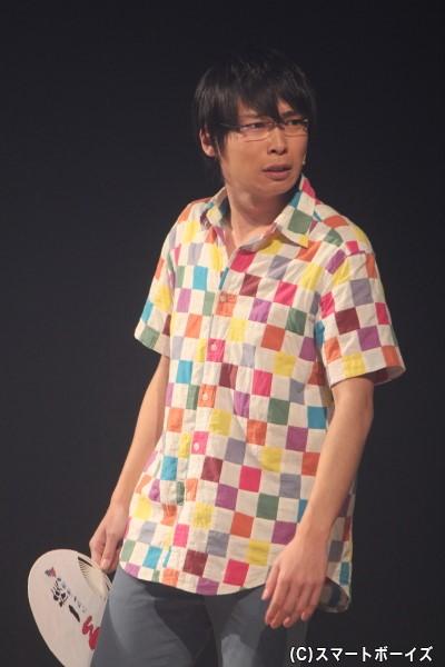 渋谷勝利役の岡田地平さん