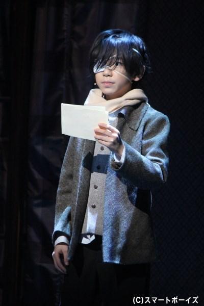 シエル・ファントムハイヴ役の内川蓮生さん