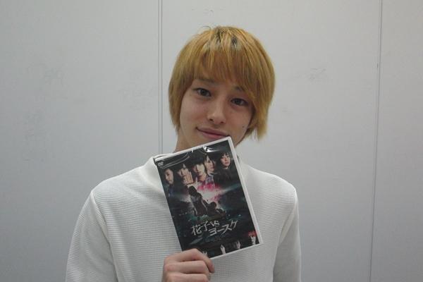 DVD発売イベントに登場した杉江大志さん