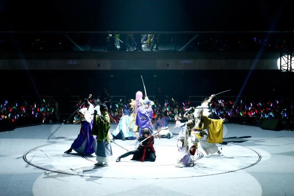 「刀剣乱舞、始めよう。」らぶフェスが開幕!