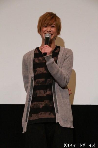 赤澤さんと青島と似ている点について「面倒くさがりやの部分は似ていると思います」