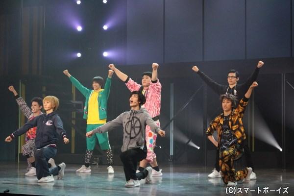 """個性的なメンバーが集まり、男子チアリーディングチーム""""BREAKERS""""結成!"""