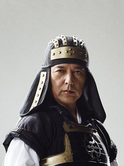 ライゴウ役の榎木孝明さん
