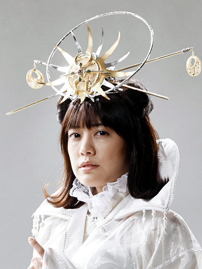 アマテ役の福田沙紀さん