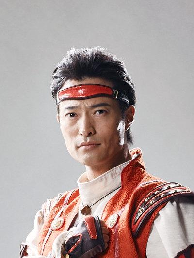 シンラ役の前川泰之さん