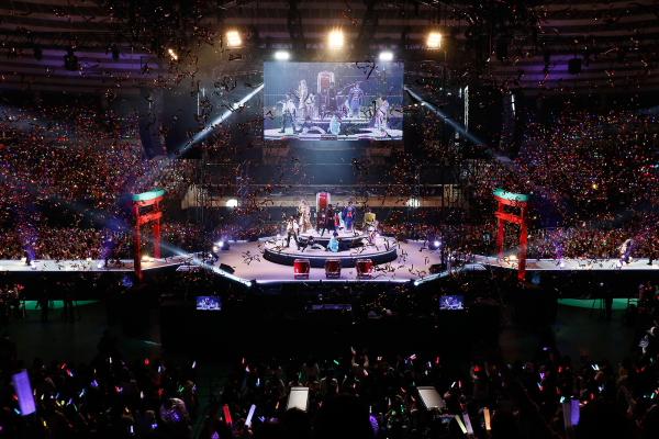 東京公演ではどんな演出で楽しませてくれるのか、期待が高まります!