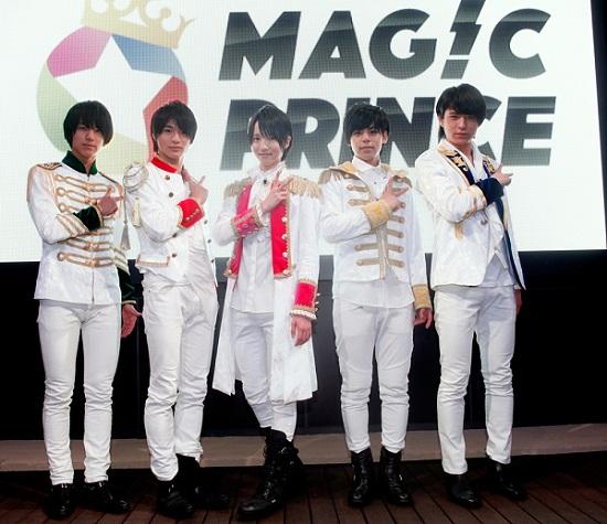左から 阿部周平さん、平野泰新さん、西岡健吾さん、大城光さん、永田薫さん