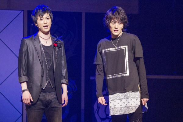 左から平田裕一郎さん、向山毅さん