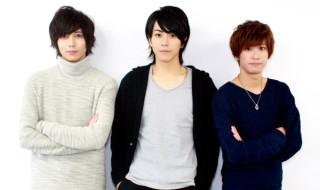 (左から)染谷俊之さん、廣瀬智紀さん、赤澤燈さん