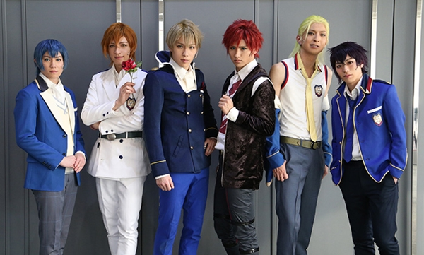 (左より)内藤大希さん、神里優希さん、神永圭佑さん、萩尾圭志さん、吉岡佑さん、安川純平さん