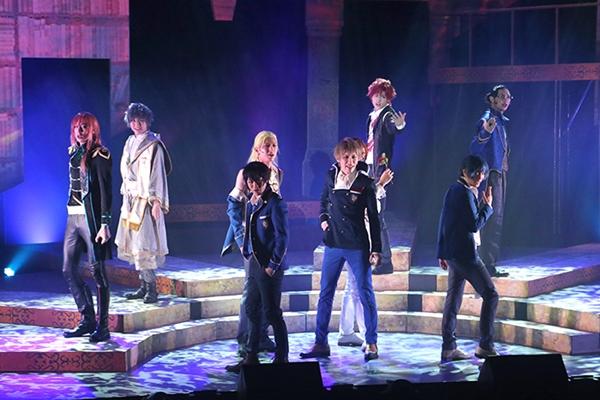 新キャストに萩尾圭志さん、神里優希さん、山田ジェームス武さん、田中涼星さんらを迎え、さらにパワーアップ!
