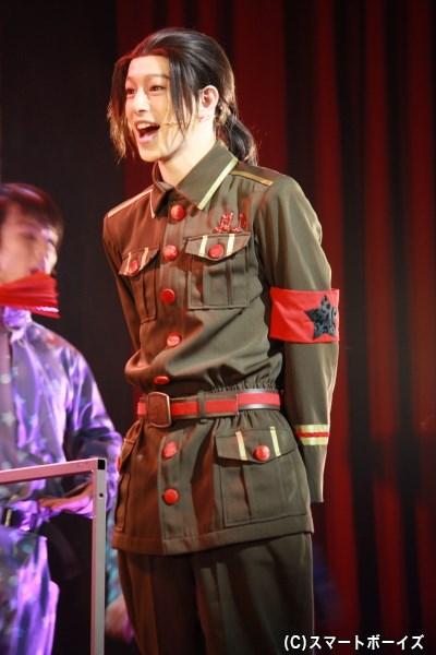中国は日本とのコミカルな掛け合いシーンもたっぷり!