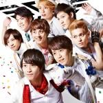 キービジュアル公開、8人組アイドル『スター☆コンチェルト』の物語がいよいよスタート!