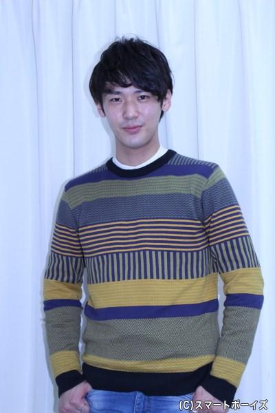 佐久間雄生(さくま・ゆうせい)10月27日生まれ。東京都出身。