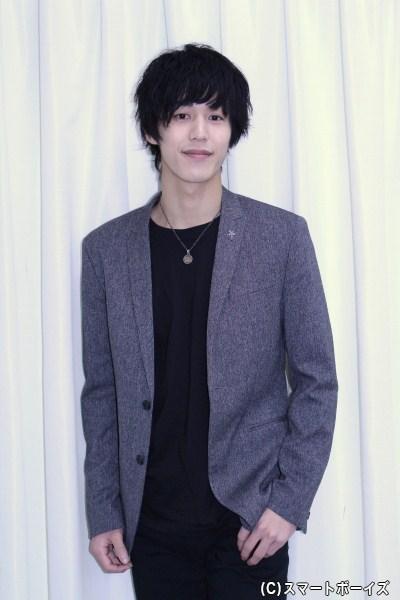 本田礼生(ほんだ・れお)「メンバーの一員として舞台に立てるのは、とても光栄だし幸せなことだと思っています。とにかく全力でぶつかります!」