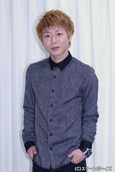 後藤健流(ごとう・たける)3月24日生まれ。東京都出身。