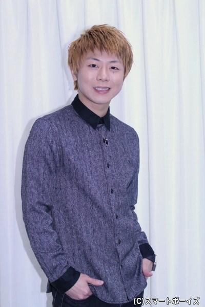 後藤健流(ごとう・たける)3月24日生まれ。主な出演作は、ハイパープロジェクション演劇「ハイキュー!!」夜久衛輔 役、ほか多くの作品で振付を担当。