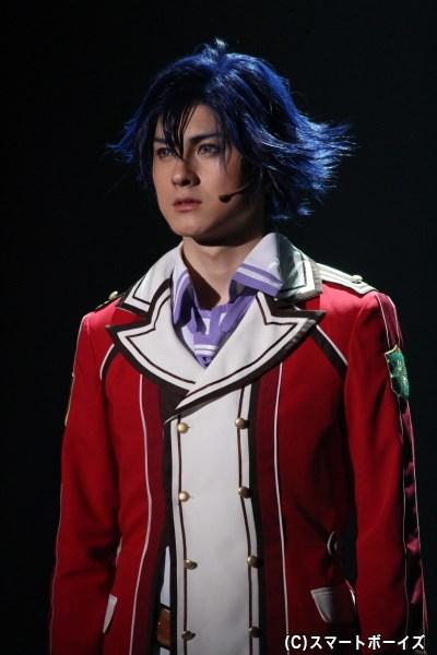 主役のリィン・シュバルツァー役は、ミュージカル2作品目となる松村龍之介さん