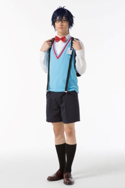 奏の同級生、小学5年生・三宮銀次郎役の神里優希さん