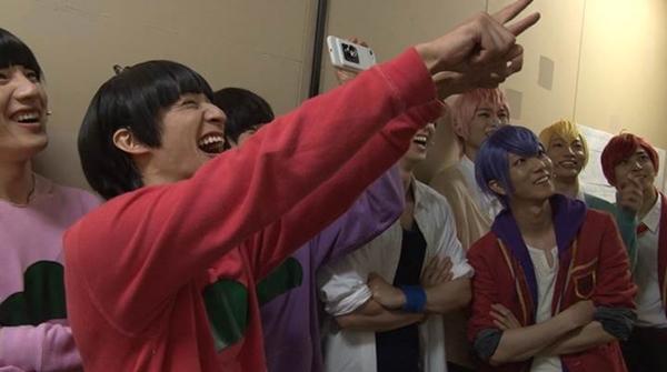 舞台「おそ松さん」特典映像シーン③