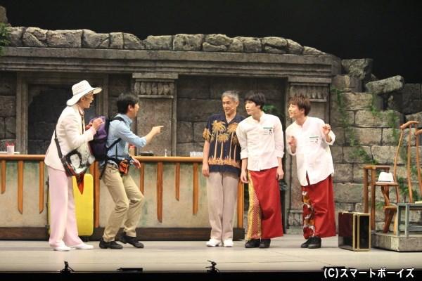 """ゲストハウス""""sweet home SAKURA""""に偶然集まった日本人たち"""