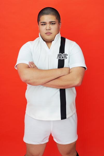 水沼天孝さん/久川 久美男 役