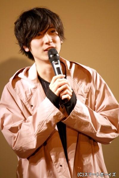 主演・時生(トキオ)役の山本一慶さん