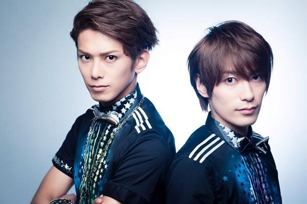 (左より)平牧仁さん、HITOさん