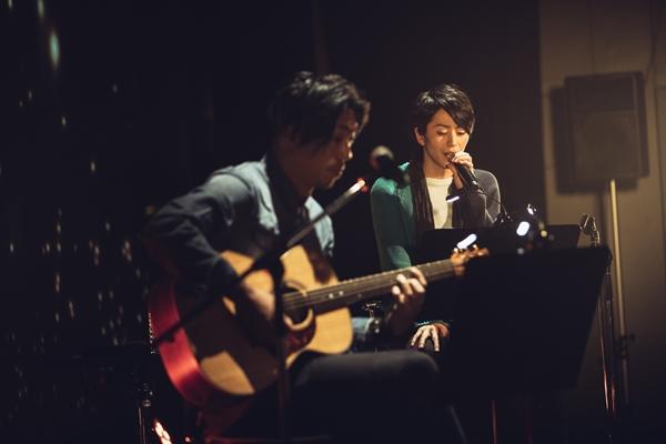 ギタリストJunchi.さんとのセッション